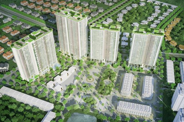 DSEATECH TỔNG THẦU CƠ ĐIỆN, trúng thầu dự án Gelexia HTL (GELEXIMCO) Tam Trinh: