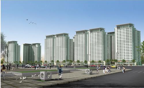 DSEATECH - tổng thầu cơ điện - thi công dự án tổ hợp chung cư CT7 Nam Cường
