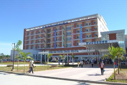 DSEATECH - tổng thầu cơ điện - thi công dự án Bệnh viện Koico