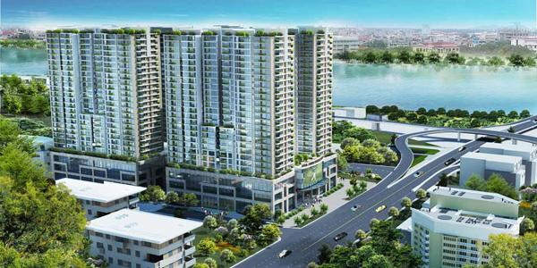 DSEATECH - tổng thầu cơ điện- thi công dự án Hoa Binh Green City