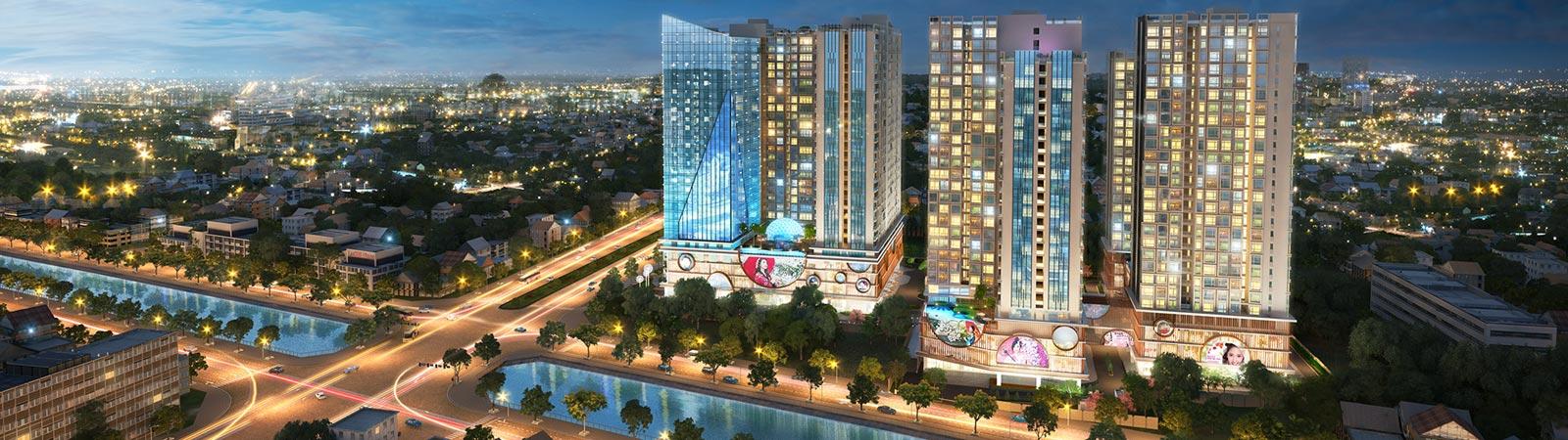 DSEATECH TỔNG THẦU CƠ ĐIỆN THI CÔNG DỰ ÁN HINODE CITY 201 MINH KHAI