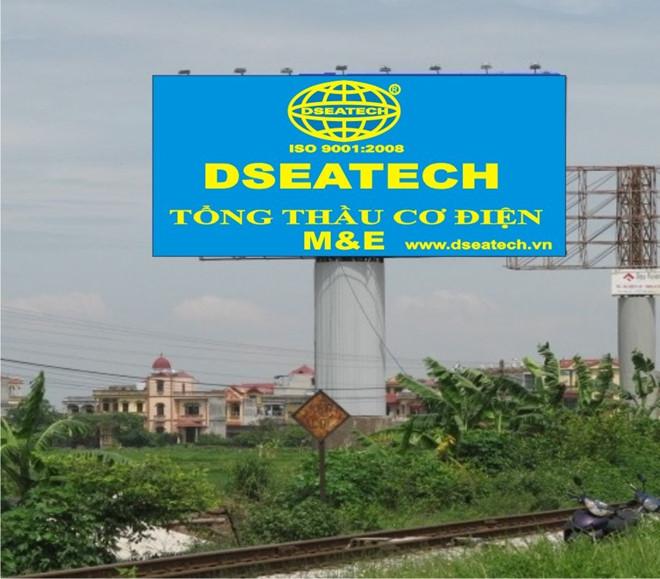 DSEATECH - tổng thầu cơ điện- thi công dự án Times Tower HACC1 complex