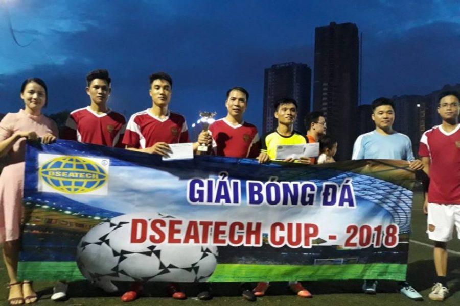 GIẢI BÓNG ĐÁ THƯỜNG NIÊN DSEATECH CUP1