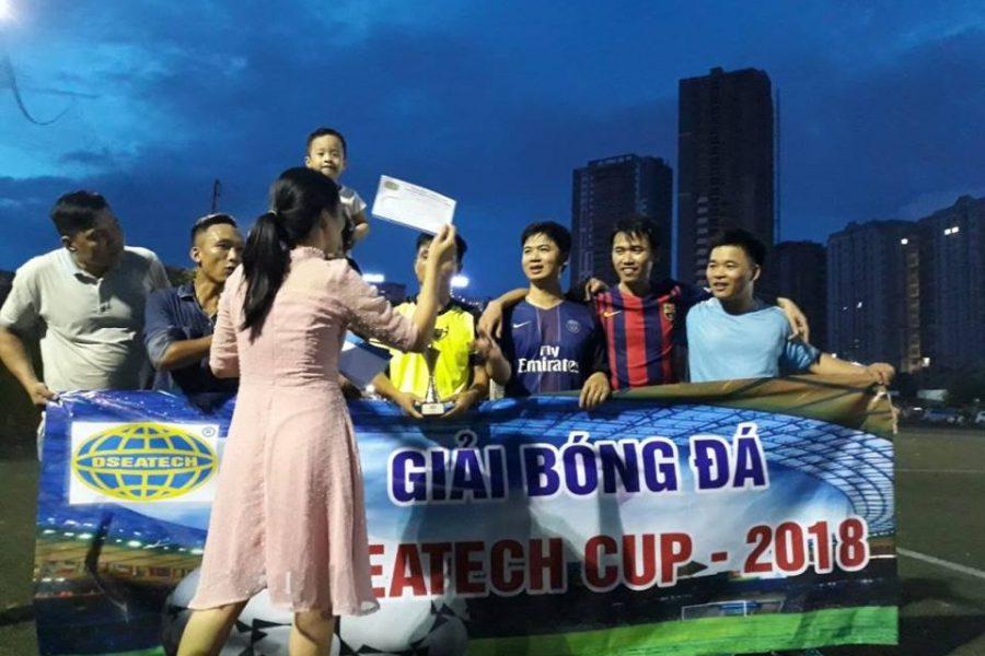 GIẢI BÓNG ĐÁ THƯỜNG NIÊN DSEATECH CUP2